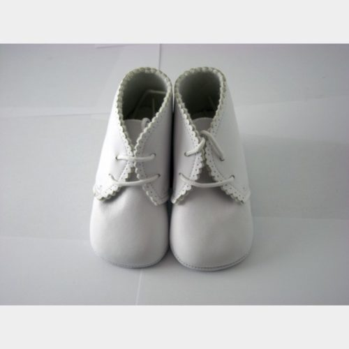 Chaussures cuquito blanches pour fille