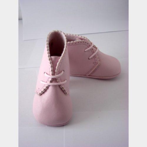 Chaussures Cuquito rose classique