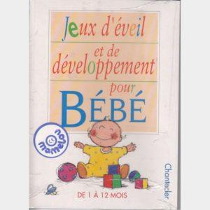 Jeux d'éveil et de développement pour bébé