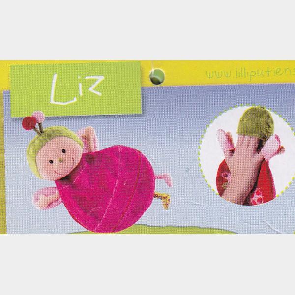 Liz marionnette doudou