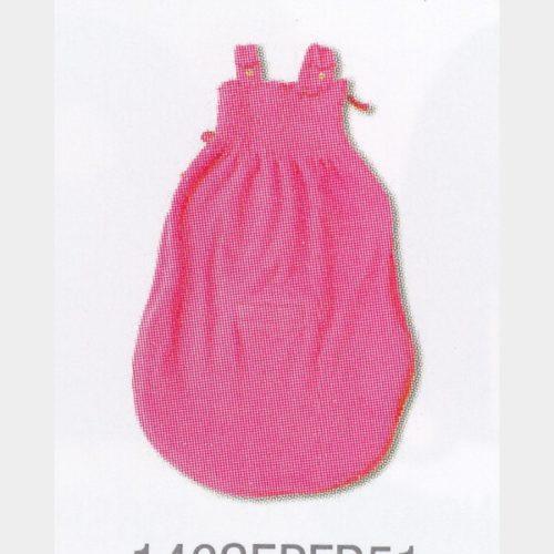 sac de couchage fuschia