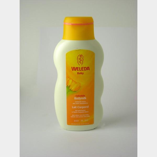 Weleda lait corporel