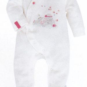 pyjama blanc