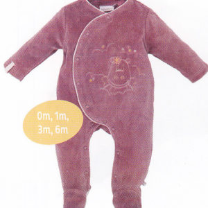 M&V pyjama camelia