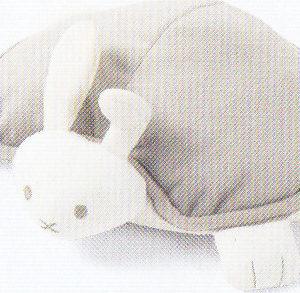 snoogy lapin grey