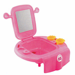 space lavabo rose